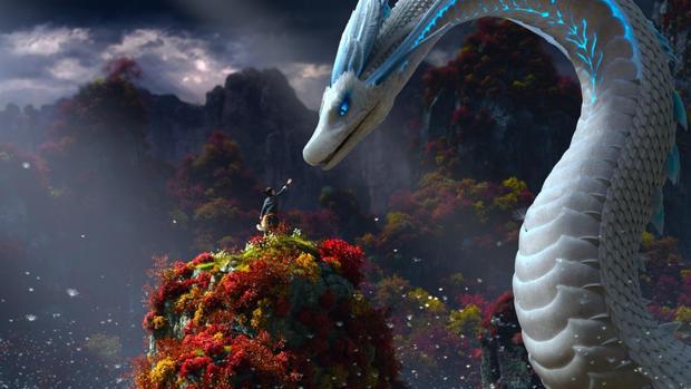 国产动画《白蛇:缘起》今秋登陆北美 国内票房4.5亿
