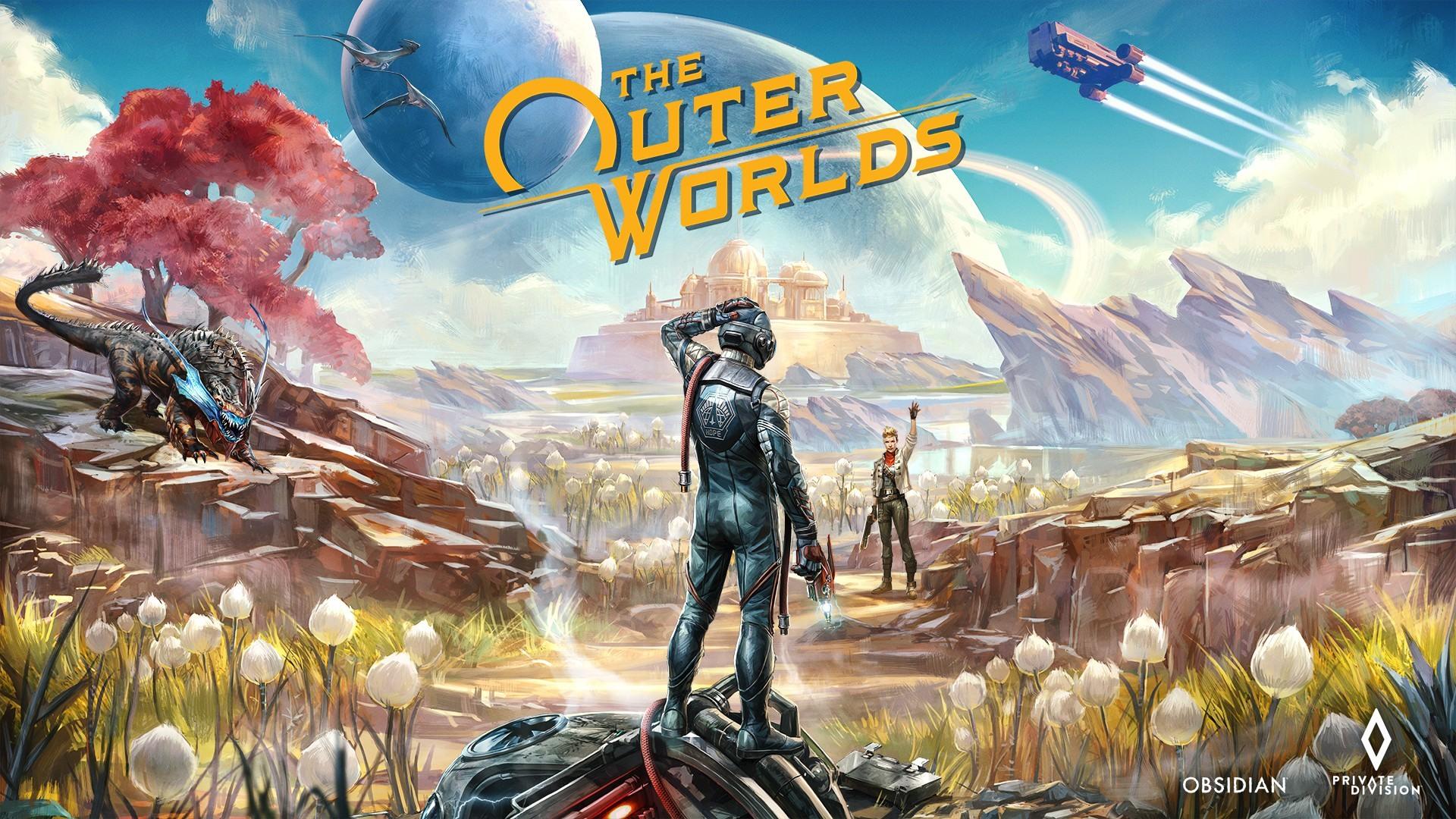 E3:黑曜石RPG新作《外部世界》11分钟上手视频