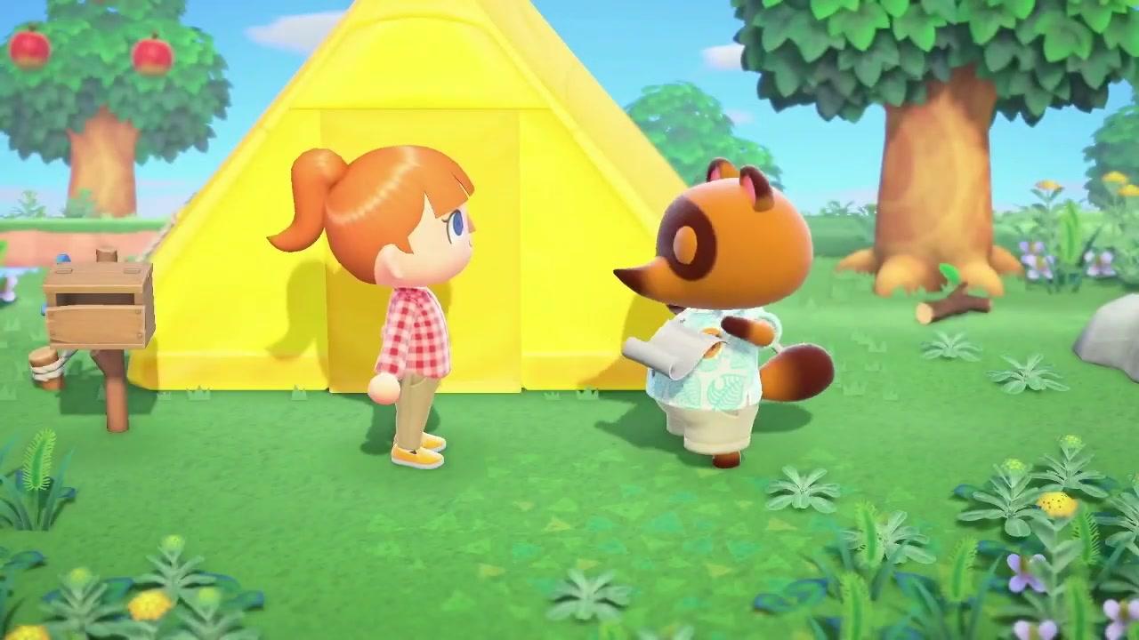 E3:《动物之森:新地平线》2020年3月20日推出