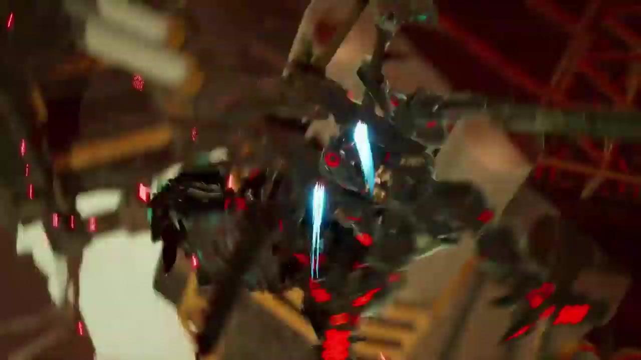 E3:机甲游戏《Daemon X Machina》9月13日登陆NS