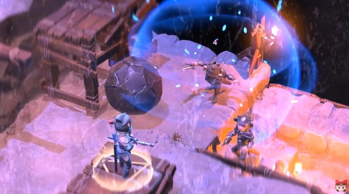 E3:网飞推出冒险战棋游戏《黑水晶》 2019年末发售