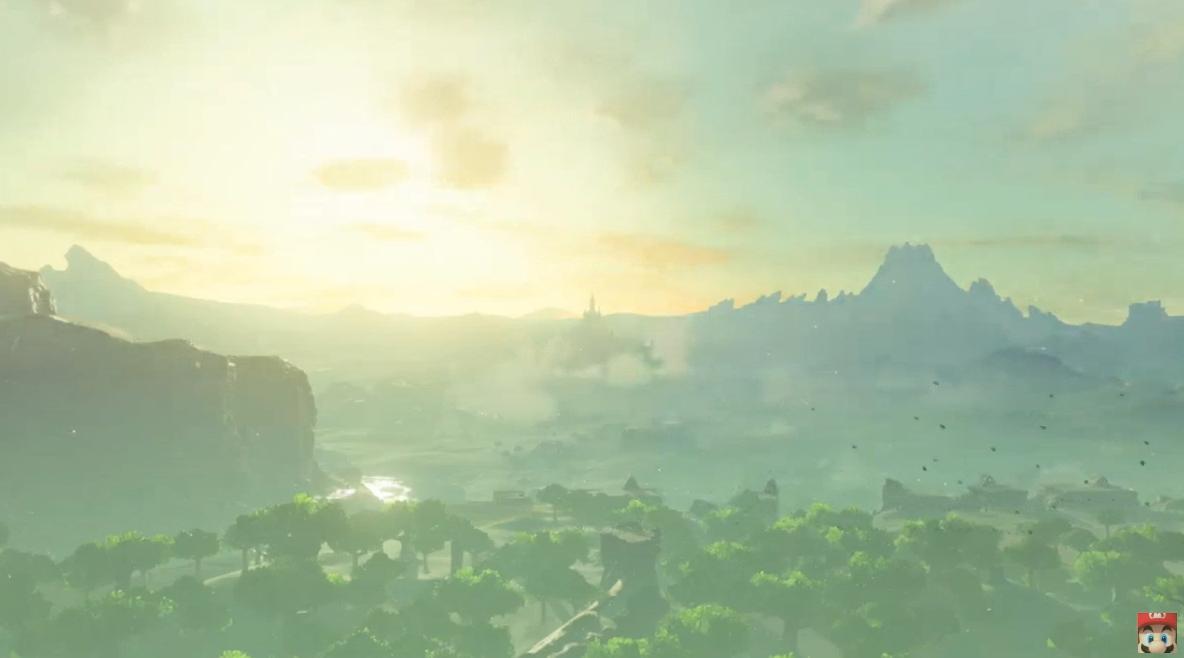 E3:压轴惊喜!《塞尔达传说:旷野之息》续作正在开发中