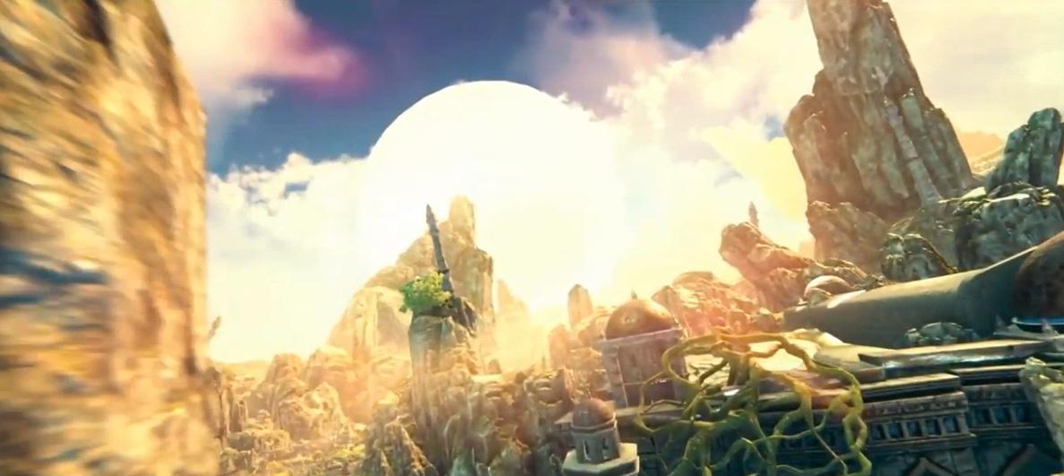 E3:空战冒险游戏《铁甲飞龙》公布 今年冬天发