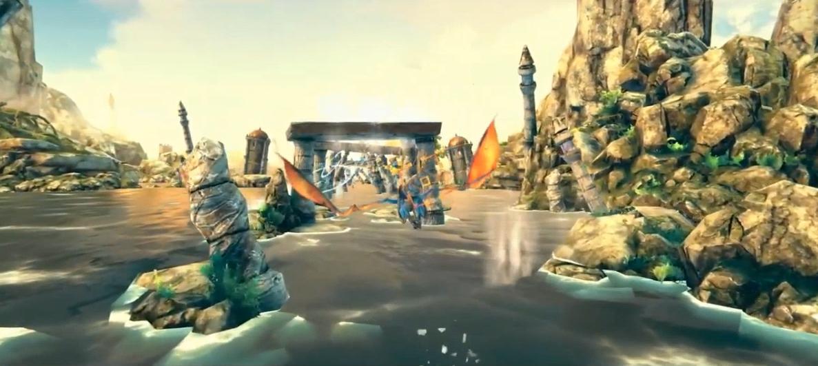 E3:空戰冒險游戲《鐵甲飛龍》重置版公布 今年冬季發售