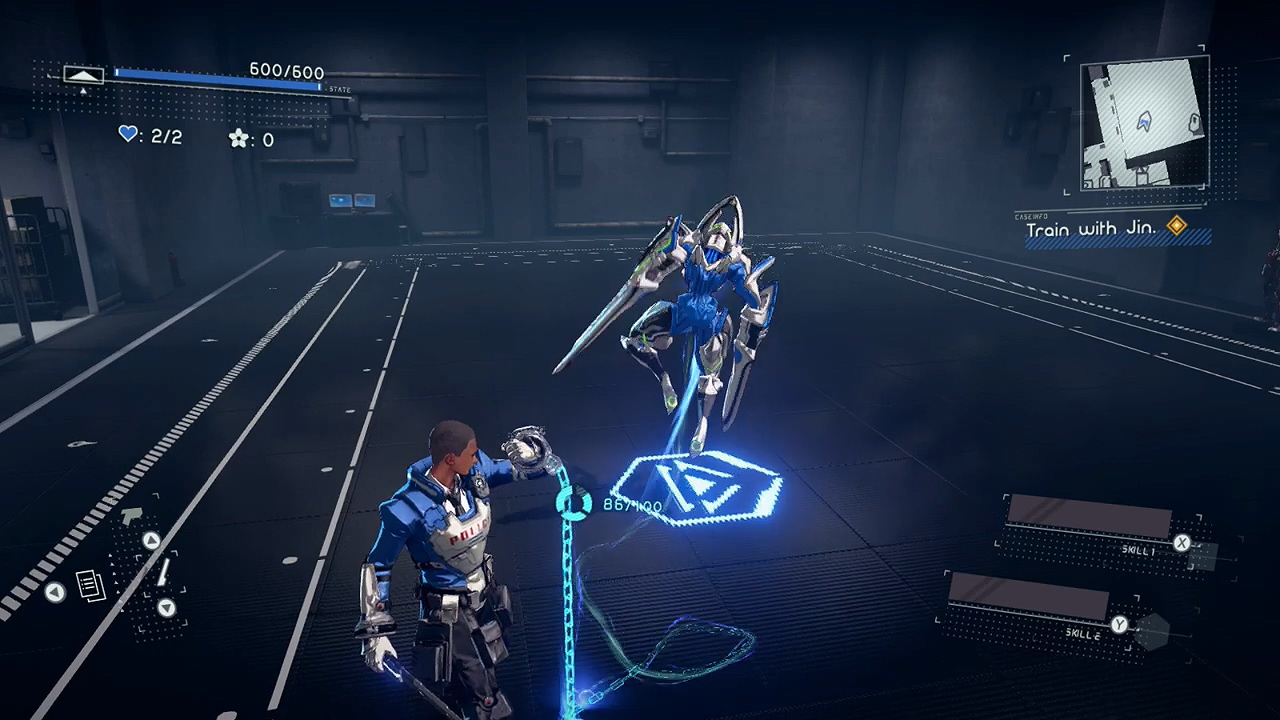 E3:白金工作室新作《星神链》25分钟试玩视频曝光