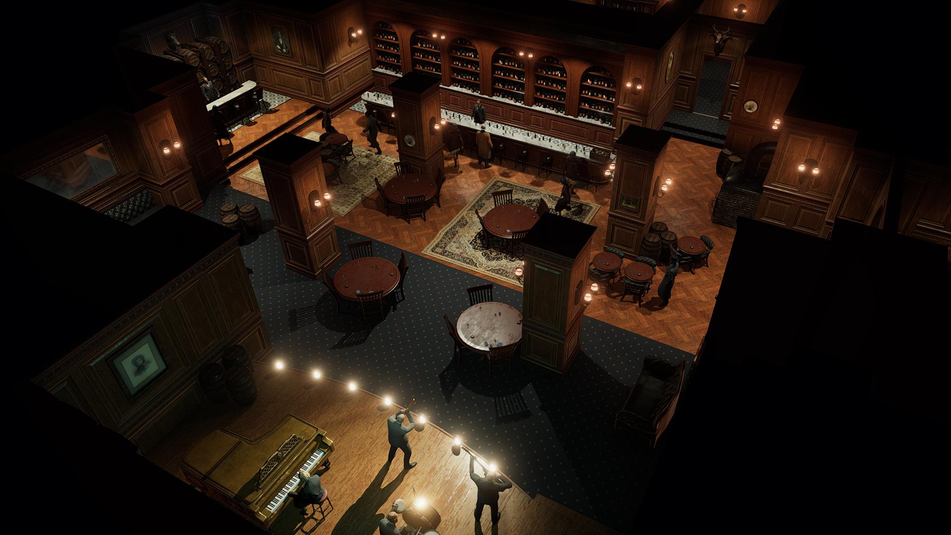P社新作《罪恶帝国》上架Steam 操控芝加哥黑帮大权