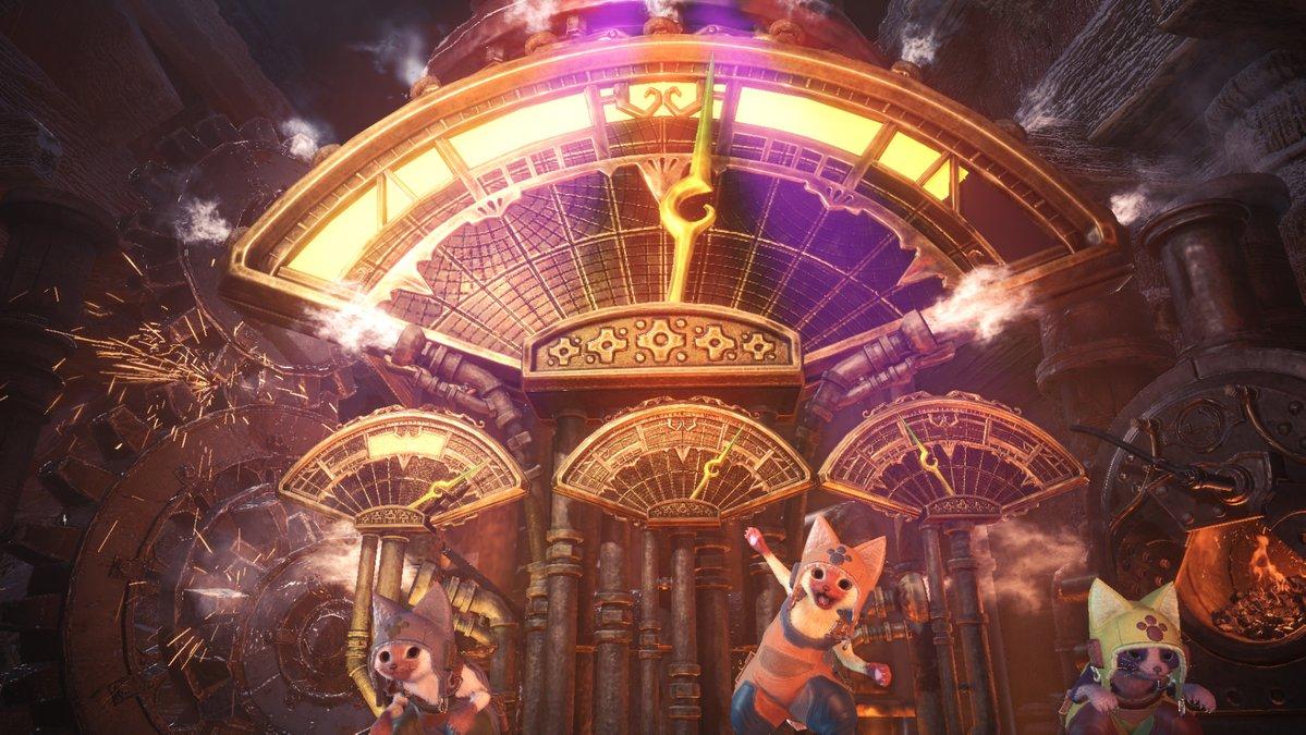 E3:《怪物猎人世界:冰原》新情报总结 L9装备追加!