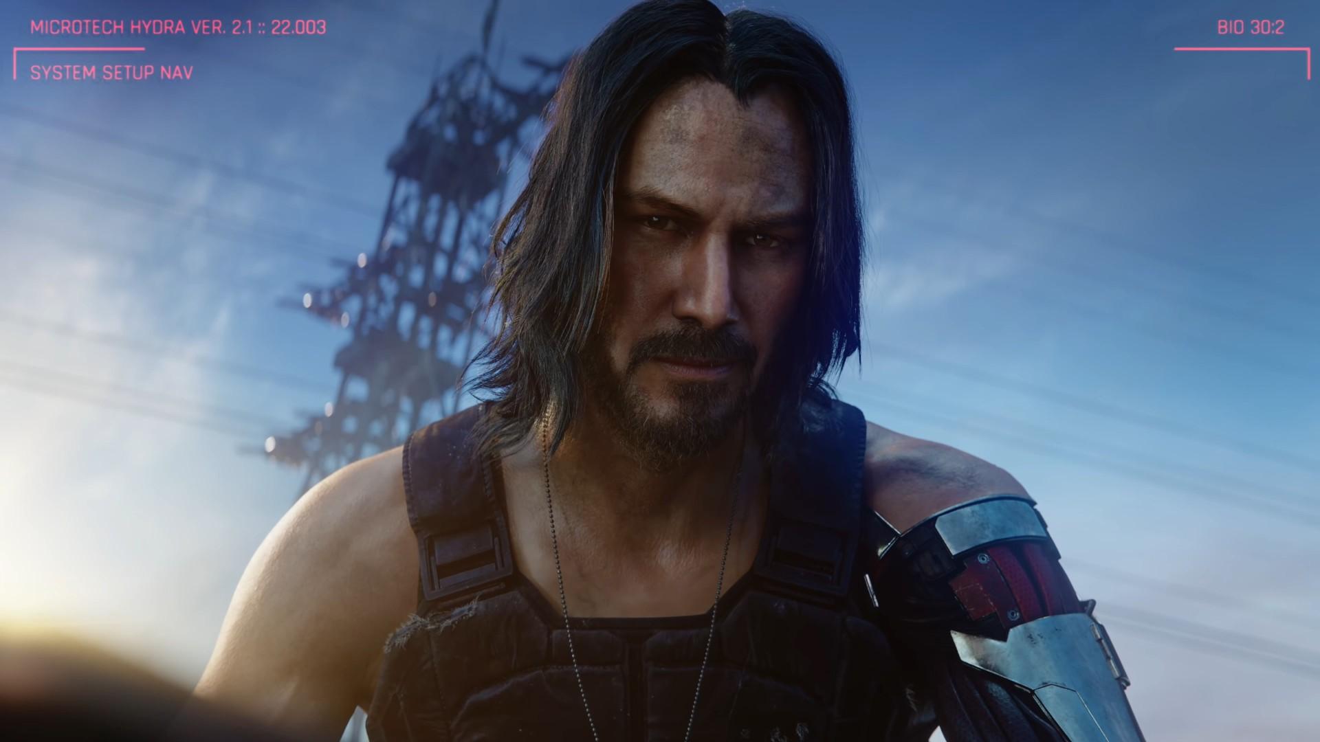 《赛博朋克2077》Gamestop独家福利 太酷太帅了