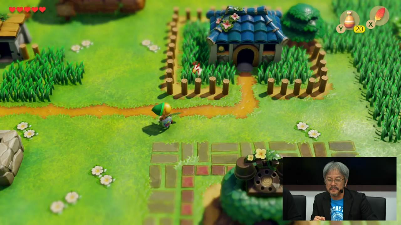 《塞尔达传说:织梦岛》实机演示 自定义地牢玩法有趣