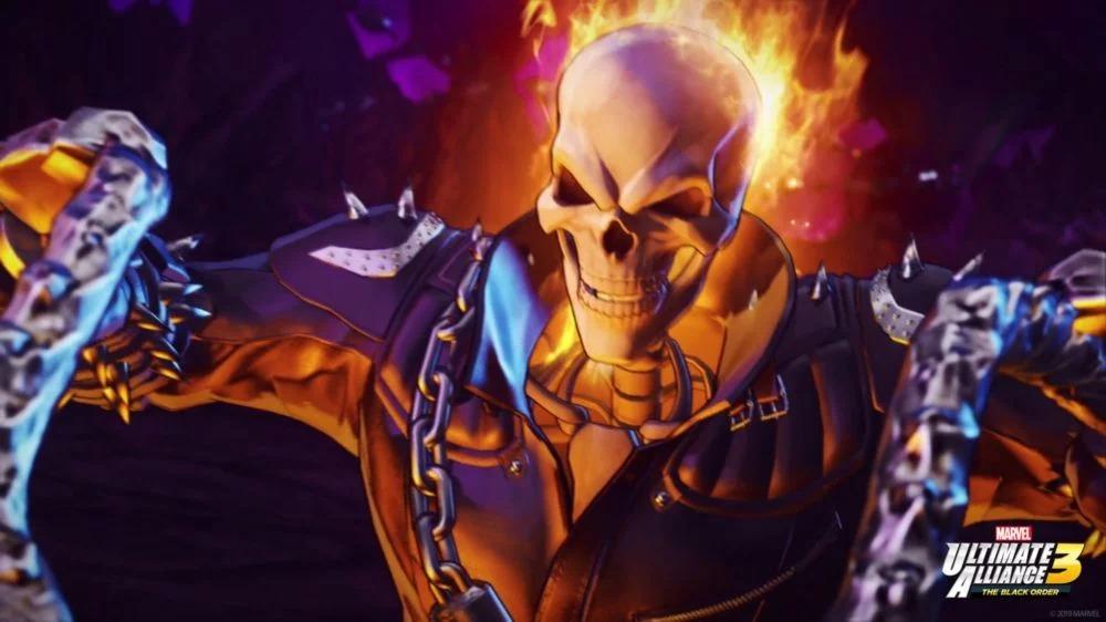 《漫威终极联盟3:黑暗教团》新截图 超级英雄大混战