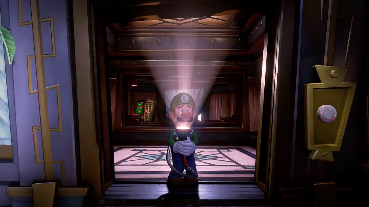 E3:路易被逼拍电影Switch《路易鬼屋3》20分钟试玩