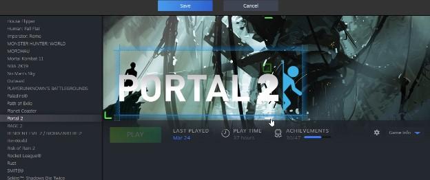Steam新版游戏库界面曝光 BETA公测几周内到来