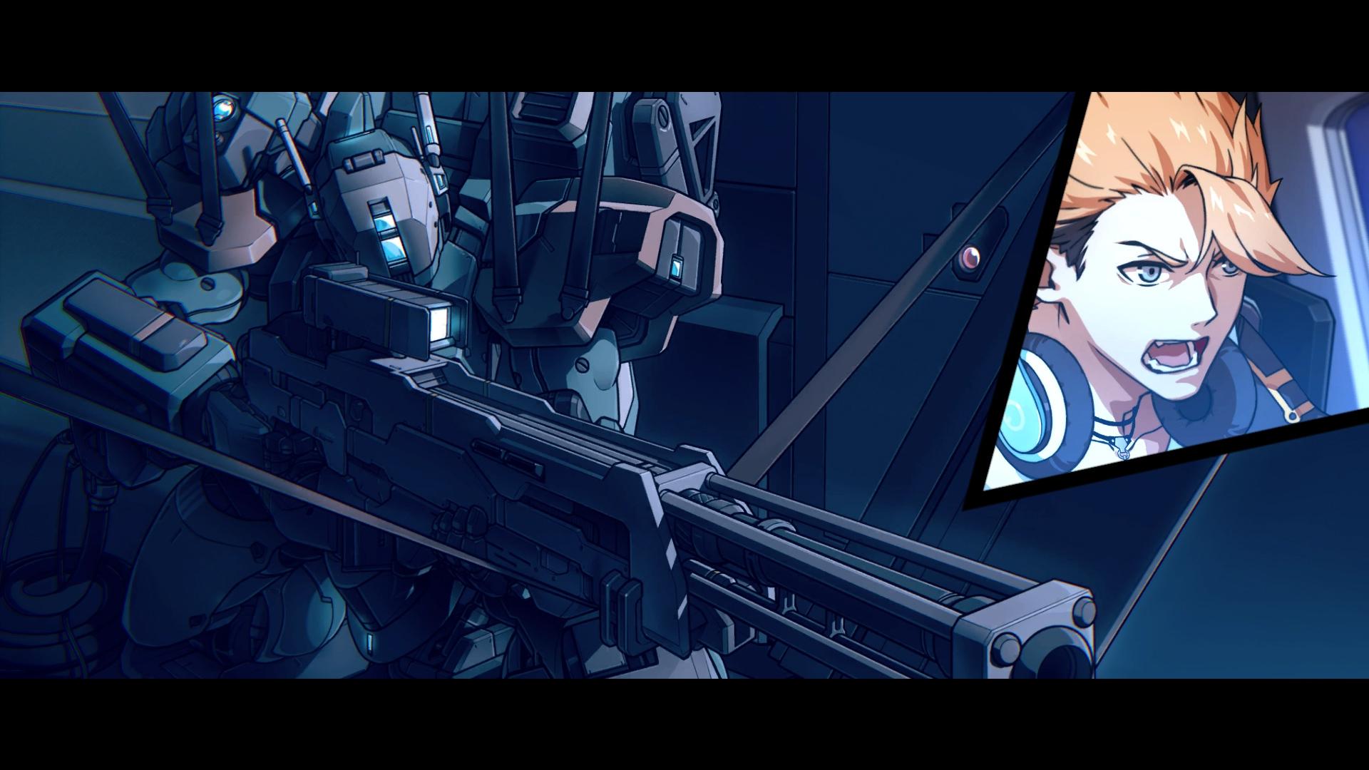 国产动作游戏《硬核机甲》上架Steam 热血硬派钢之对决