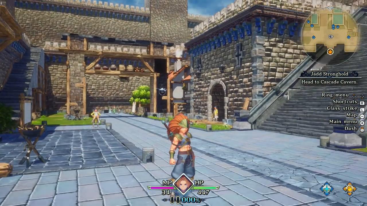 E3:Switch版《圣剑传说3:重制版》超长试玩视频