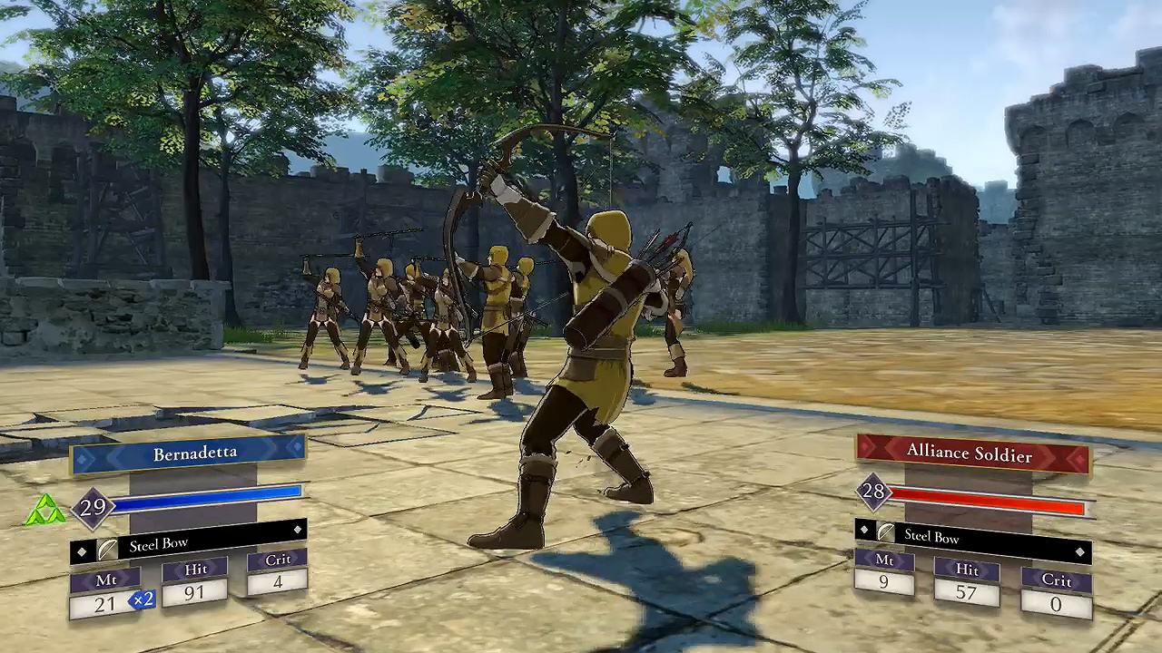 E3:Switch《火焰纹章:风花雪月》学院部分超长试玩