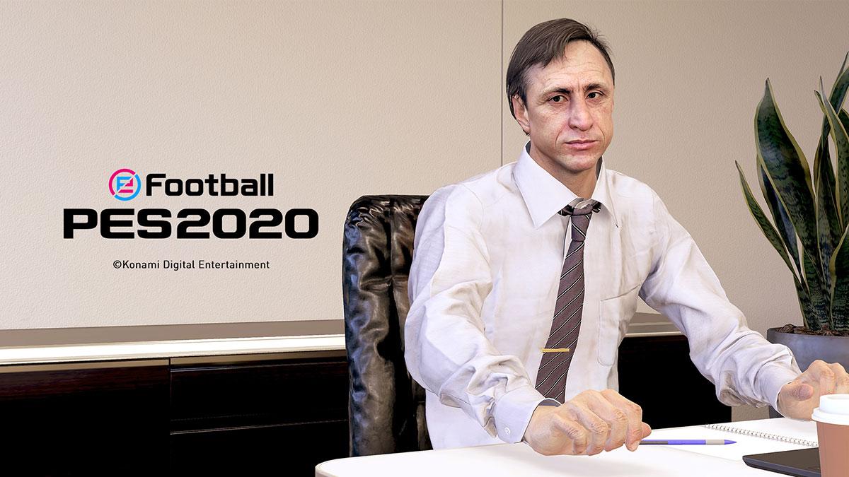 《实况足球2020》实机演示 画面提升AI有较大改进