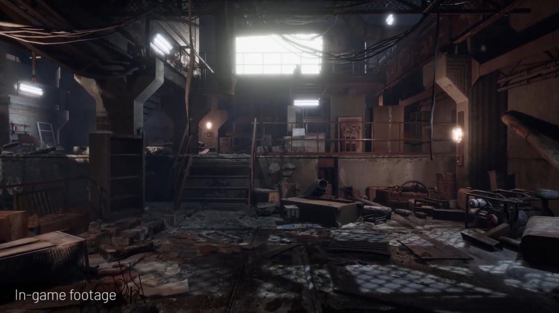 E3:恐怖游戏《切尔诺贝利人》宣传片 探索诡异核电站