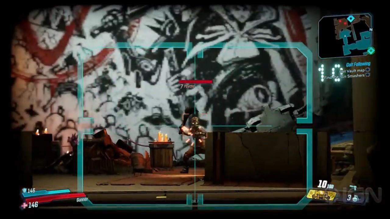 IGN《无主之地3》最新18分钟演示 展示装备和技能系统