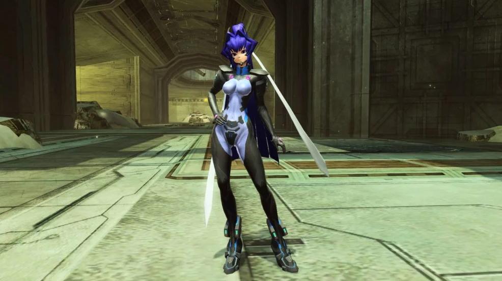《梦幻之星ol2》新截图展示 机甲美少女彰显霸气!