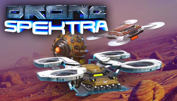 《无人机Spektra》英文免安装版