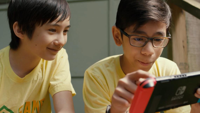 超级马里奥制作2新预告短片,像孩子一样的玩游戏