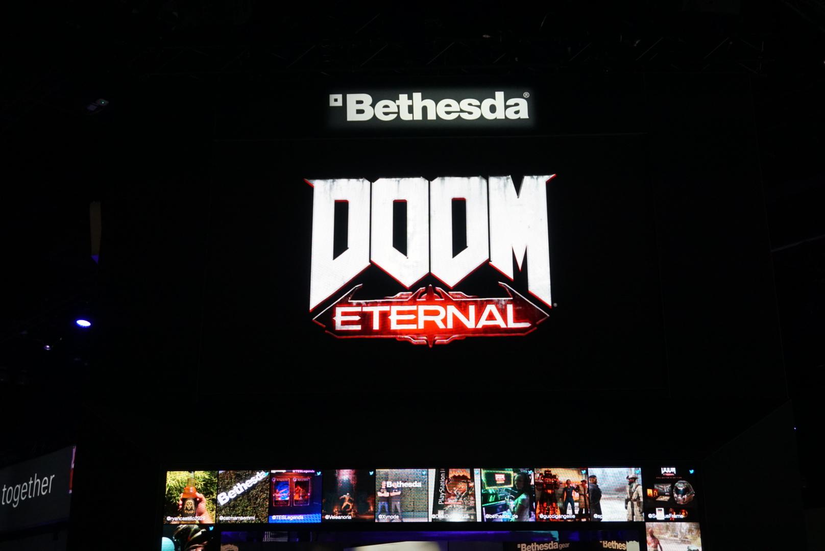 E3:《毁灭战士:永恒》现场试玩报告