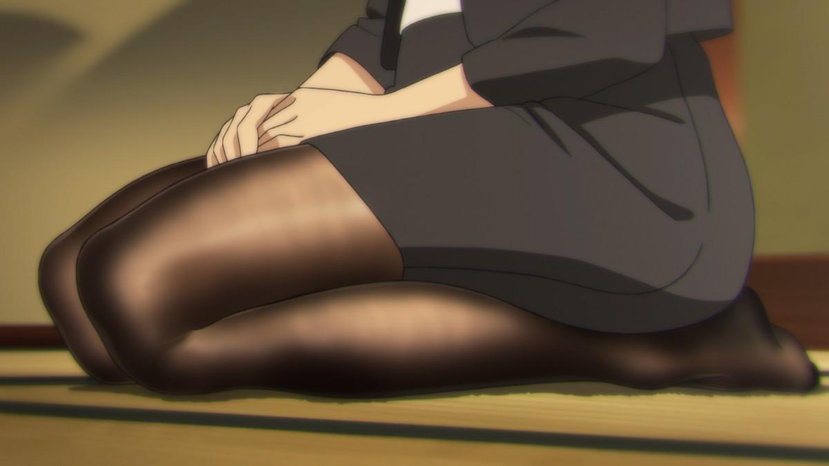 黑丝有魅力!裤袜控神作《裤袜视界》动画最新第6话剧照抢先曝出