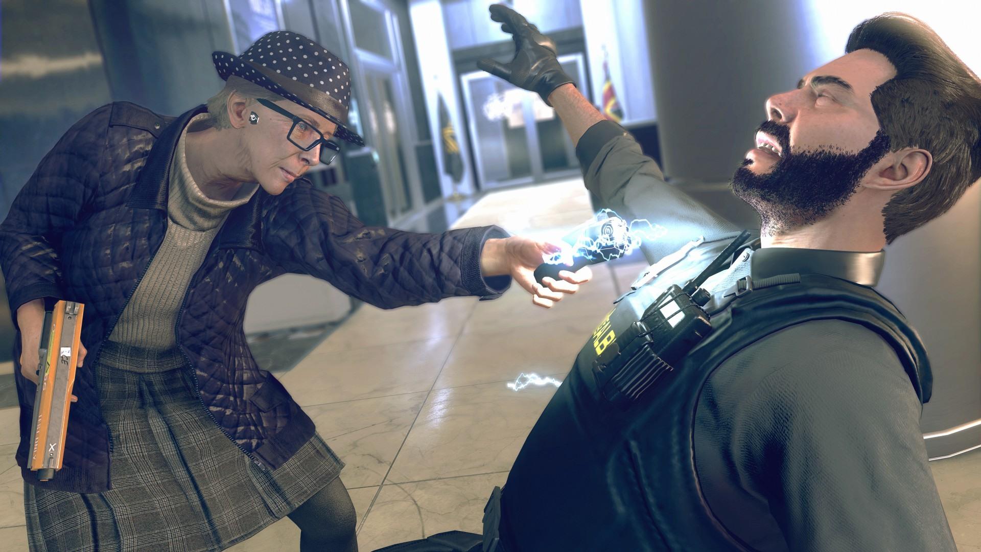 《看门狗:军团》已开发4年 系列首次加入职业系统