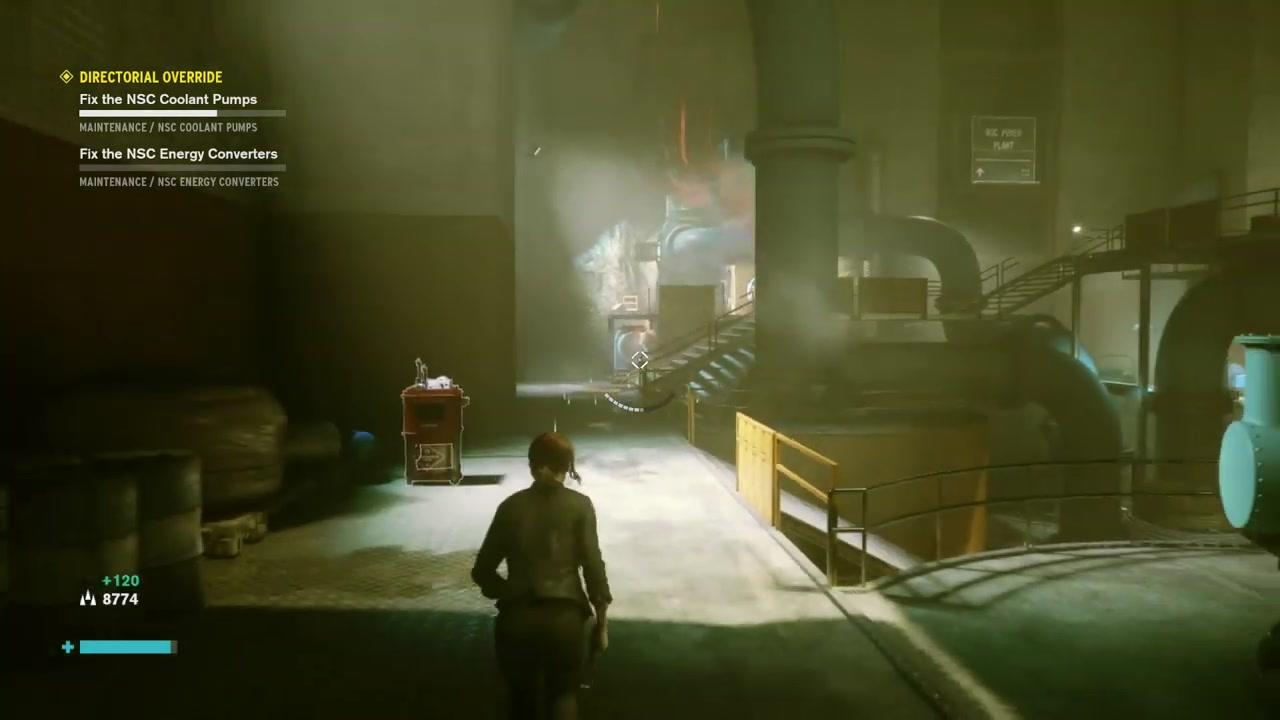 E3:Remedy新力作《控制》完整18分钟游戏演示