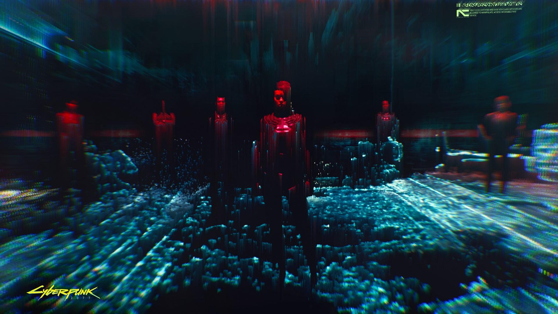 《赛博朋克2077》玩家能追求夜之城野外 趁便望风景