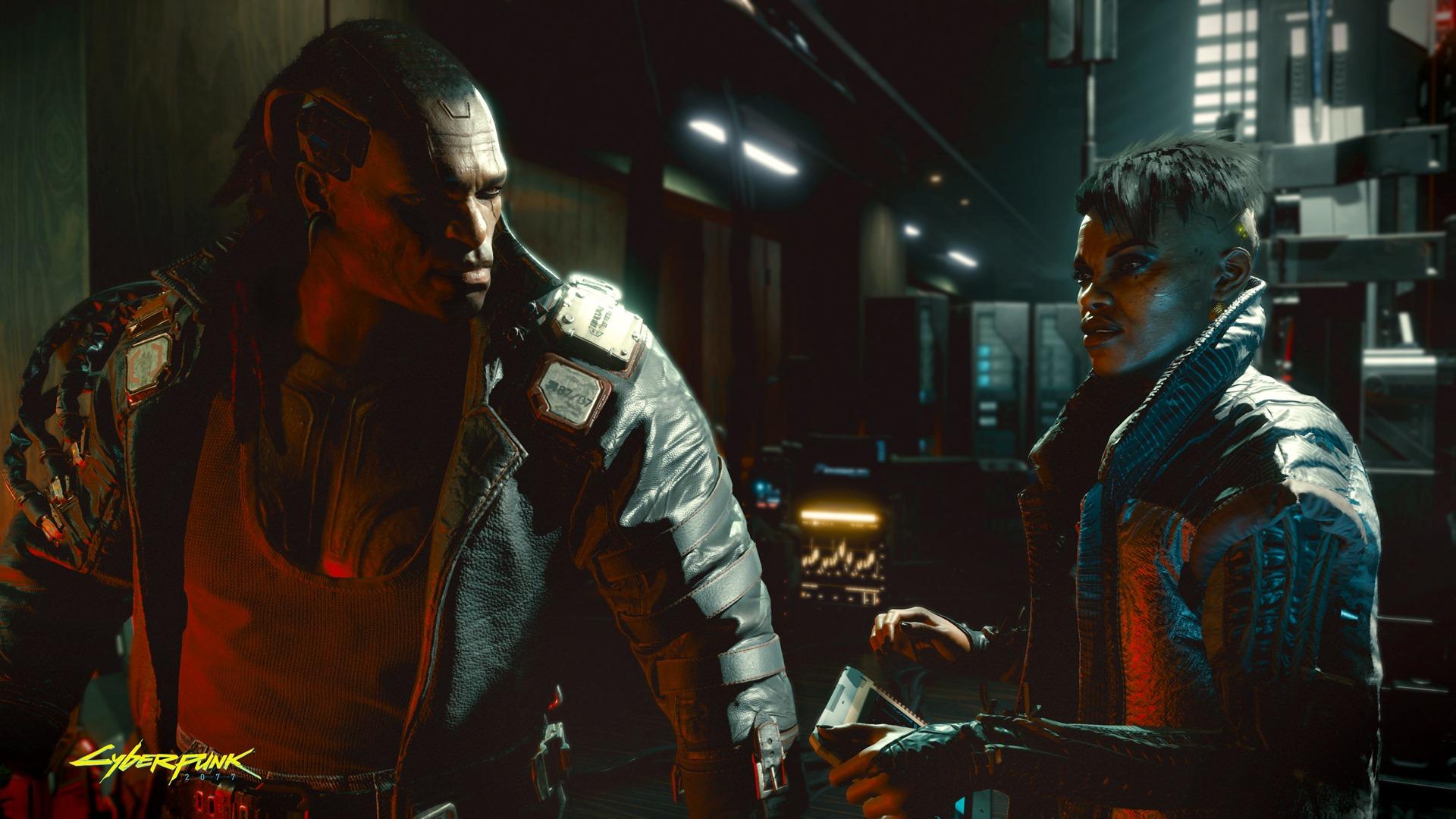 《赛博朋克2077》角色定制内容丰富 随心所欲打造主角
