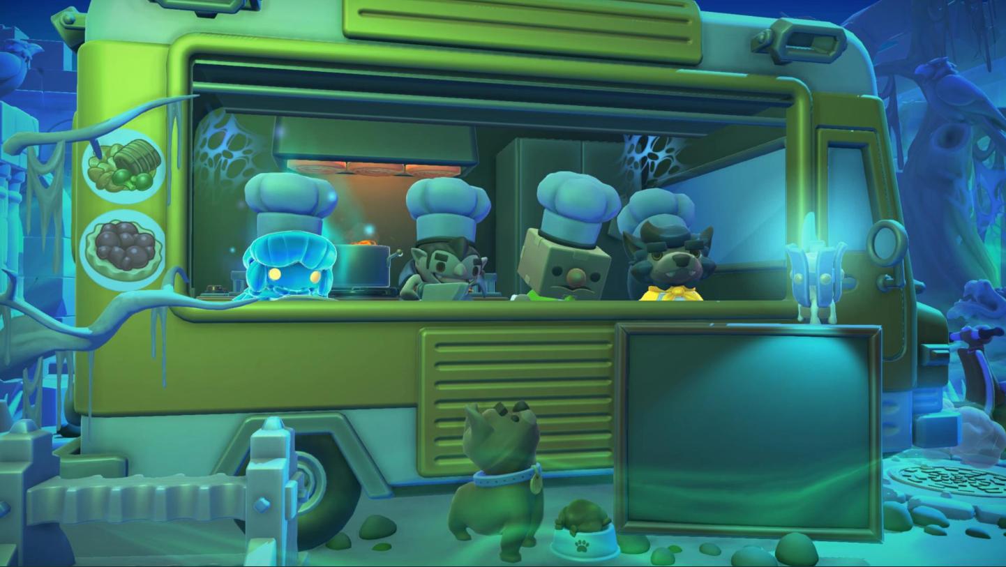 """再分手一次吧 《胡闹厨房2》新DLC""""饥饿之夜""""公布"""