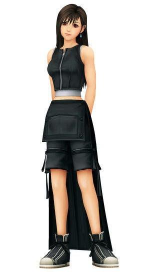 《最终幻想7重制版》蒂法乳量引争议 各版本形象对比