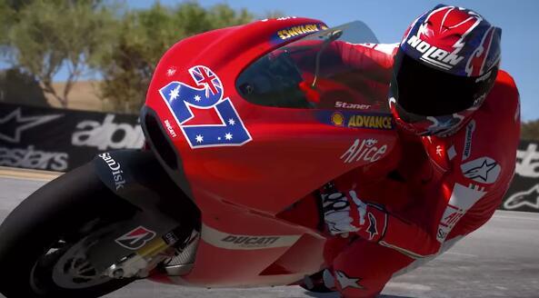 《摩托GP 19》英文免安装版