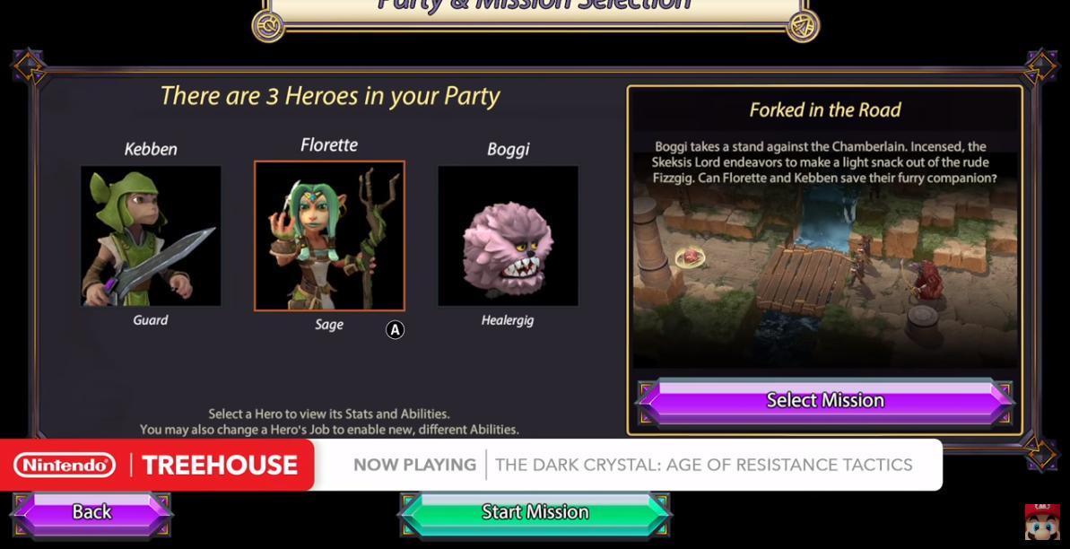 E3:网飞战棋《黑水晶》游戏演示 玩法经典但有新意