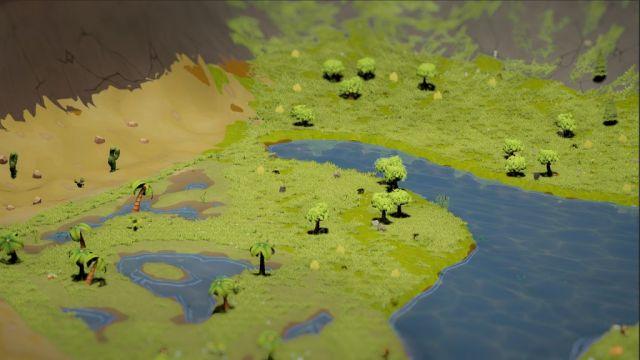 《武器店物语》开发商推出新作 生存类游戏《蛋世界》