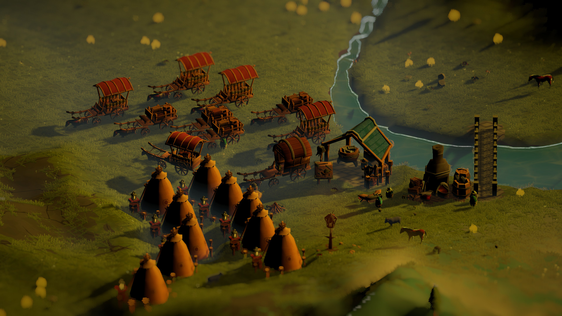 建设研究加制造 生存游戏《蛋世界》预告片发布