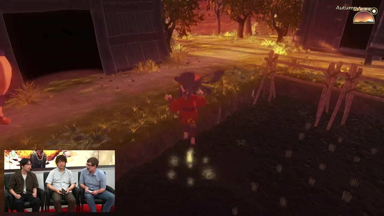 《天穂的长命草姬》E3 21分钟完整实机内容展示