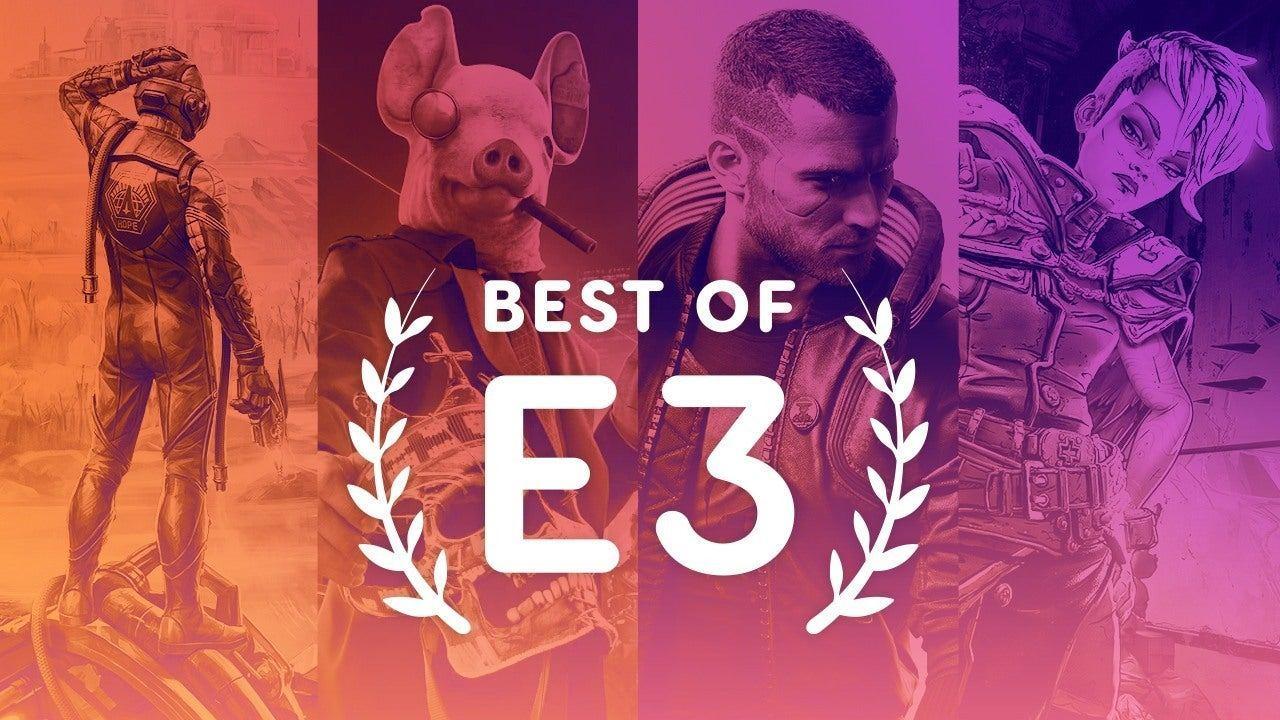 E3 2019 IGN大奖结果出炉!《赛博朋克2077》豪揽6项大奖