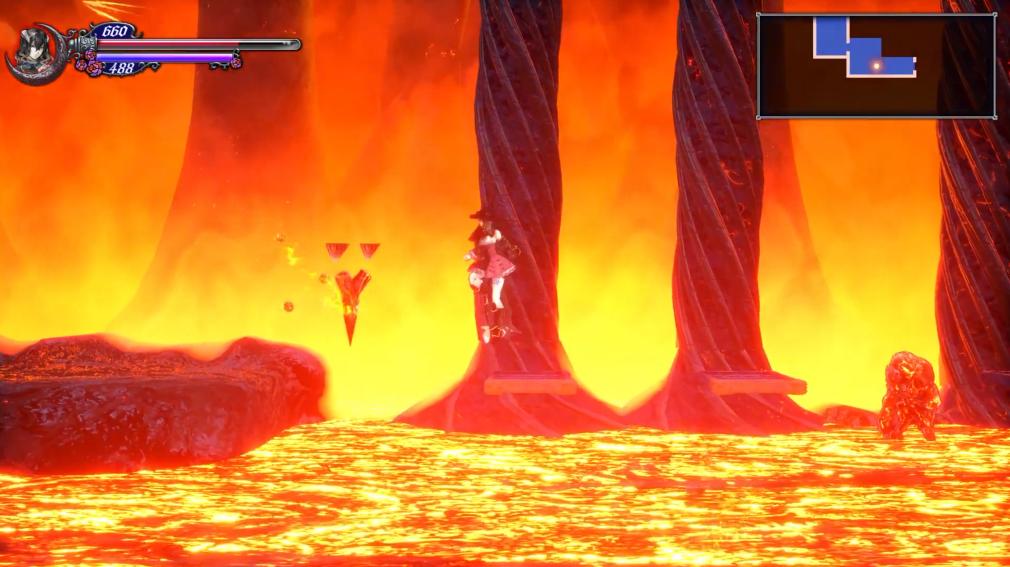 《血污:夜之仪式》16分钟游戏视频 《恶魔城》