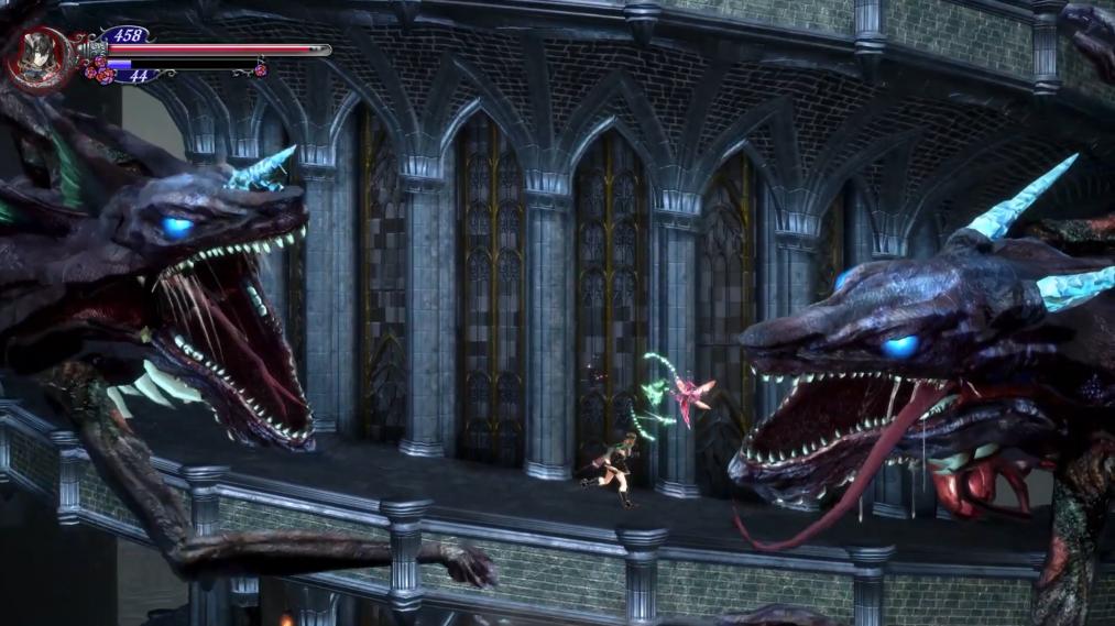 《血污:夜之仪式》16分钟游戏视频 《恶魔城》精神继承