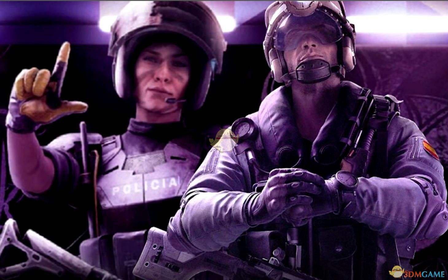 《彩虹六号:围攻》肃清空间奖杯完成攻略分享