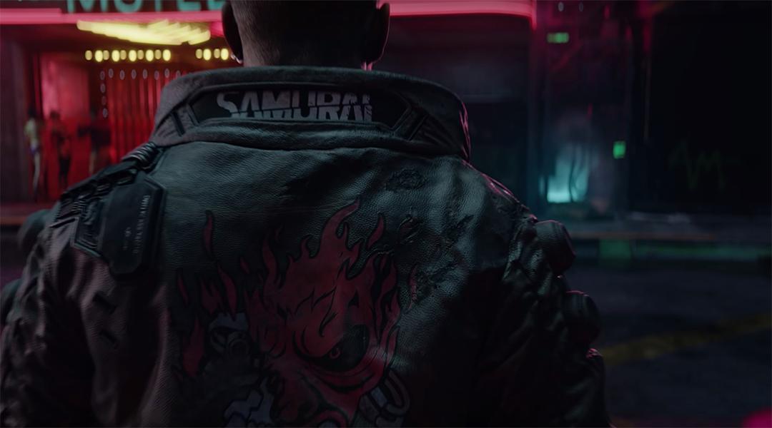 《赛博朋克2077》E3纪念夹克衫即将上架CDPR商城
