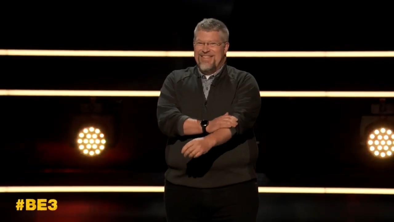B社E3 2019发布会尖叫声合集 感受下现场有多尬