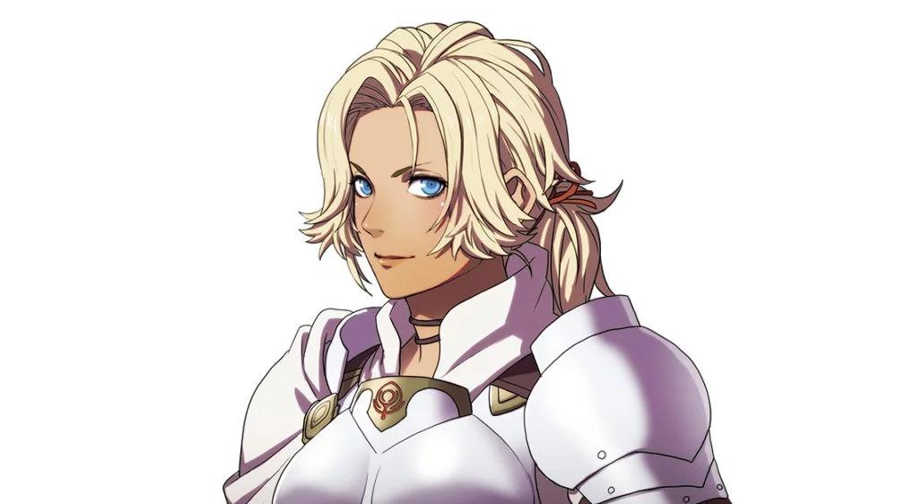 《火焰纹章:风花雪月》新视频介绍美丽女骑士凯瑟琳