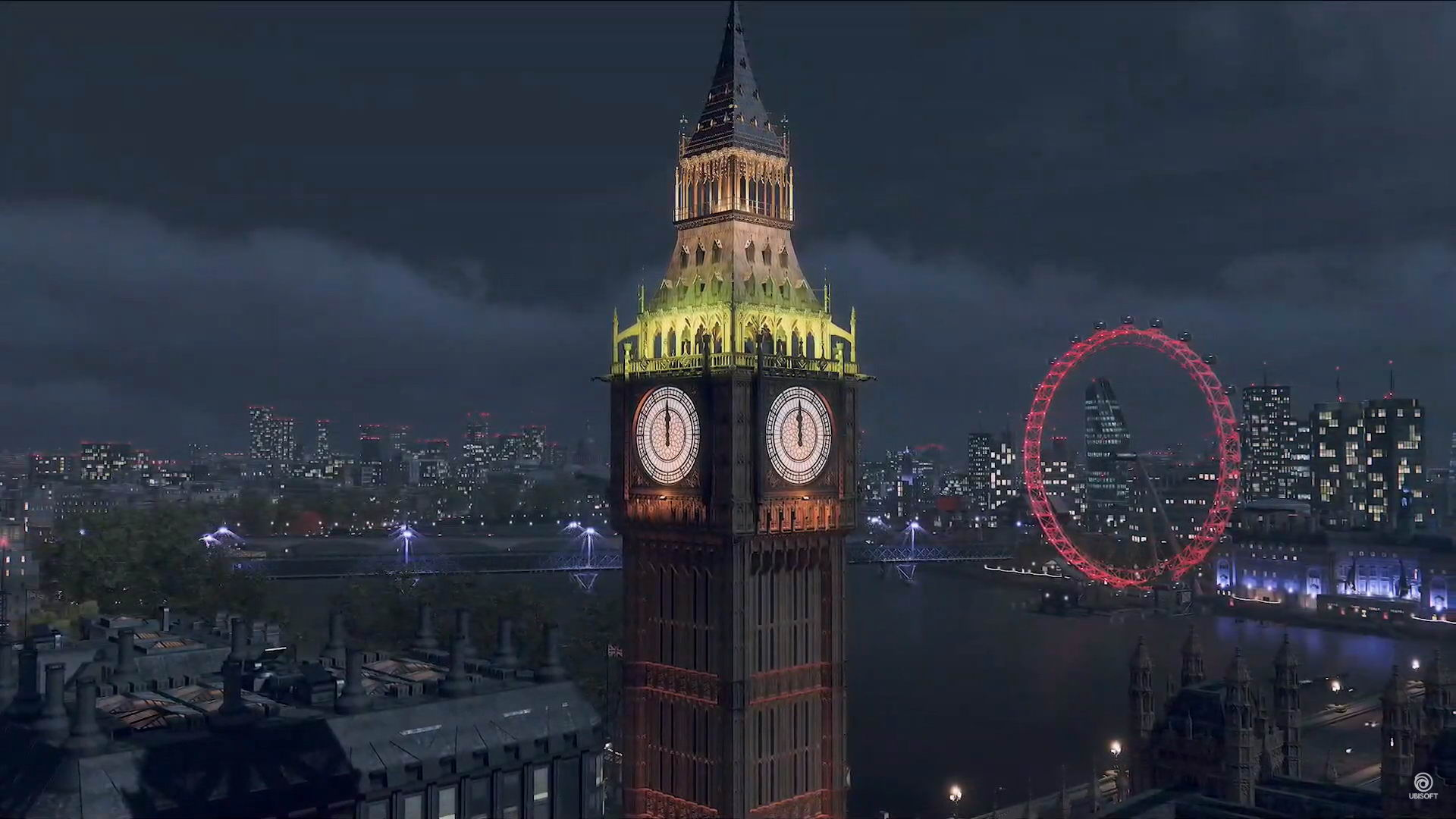 《看门狗:军团》伦敦地图究竟有多大?地图尺寸惊人