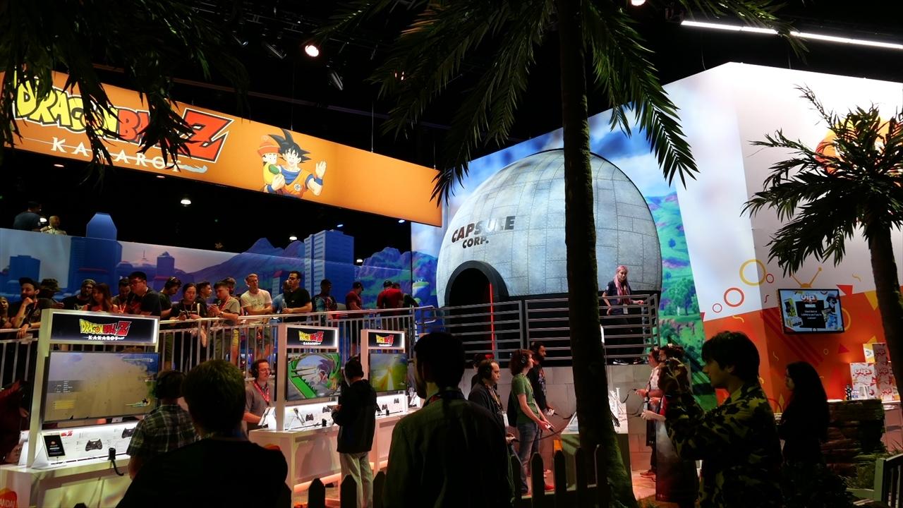 《龙珠Z:卡卡罗特》E3试玩报告  战斗系统一窥