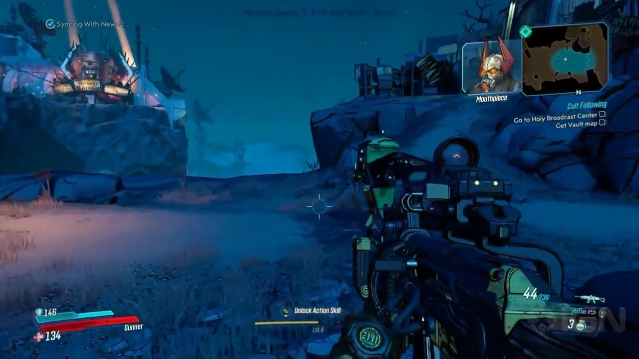 《无主之地3》 加入守护者等级 升级可获得技能和外观