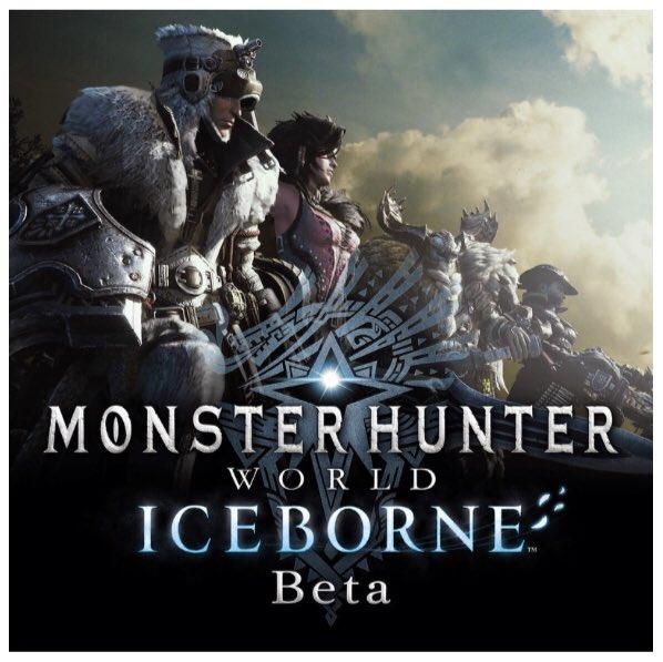 法国PS+意外曝出《怪物猎人世界:冰原》Beta测