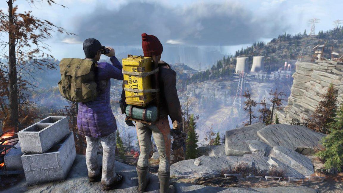 B社为《辐射76》增加NPC 为玩家提供个性化单机体验